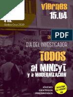 Feria de Ciencias 2016 JCP
