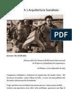 Discurso - El Che