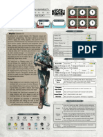 Lores Character sheet