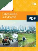Urbanization in Indonesia
