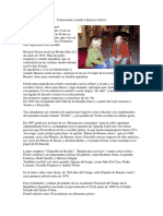 Conociendo a Fondo a Horacio Ferrer