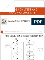 Vlsi Testing and Manufacturability2
