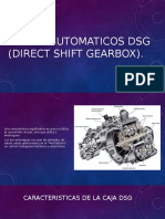 Transmision automatica DSG