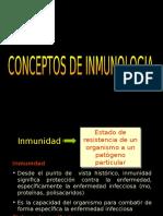 Conceptos de Inmunologia