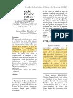 EVOLUÇÃO DOGMÁTICA DO CONCEITO DE CULPABILIDADE