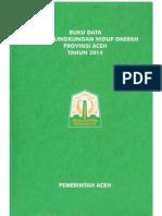 Buku Data Slhd 2014 Provinsi Aceh