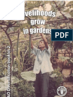 Livelihood Grow in Gardens