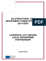 EUSIF Liverpool City Region
