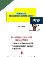 Dokumen Akreditasi