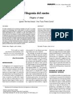 2009 Filogenia Del Sueno_AMMVEPE