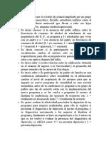 Cuaderno de Ejercicios de Estadística Inferencial