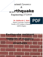 Seismic Resitant Design of Masonary Structure-SGS