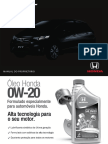 Honda Fit 2016 - Manual do Proprietário
