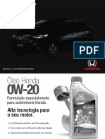 Honda Fit 2016 - Manual do Proprietário