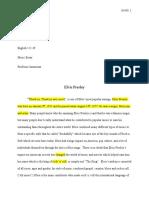 music essay rd-2
