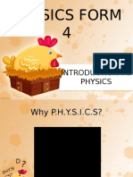 Introduction to Phys