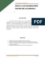 VISITA TÉCNICA A LAS IGLESIAS MÁS IMPORTANTES DE CAJAMARCA.docx