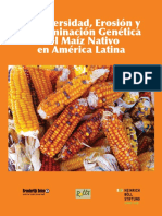 Biodiversidad Erosion Contaminaciongenetica Maiznativo Al