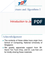 Lect1 Intro to Java