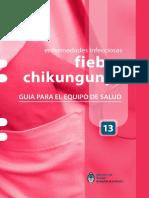Guía Equipo Fiebre Chikungunya. 2016