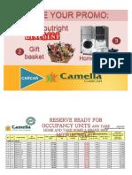 2015.10 Camella Carcar Priceguide