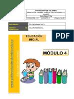 Guia Didactica 4 Educación Inicial