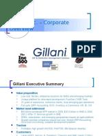 Gillani Content Management