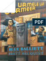 Pe Urmele lui Vermeer Blue Balliett