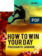 Daily Habits_ How to Win Your D - Prashanth Savanur