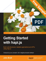 Getting Started with hapi.js - Sample Chapter
