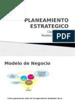Modelo Negocio Sesion X