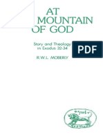 At the Mountain of God_ Story and Theology in Exodus 32-34.pdf
