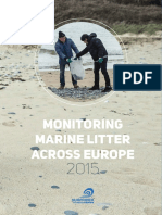 Rapport_Monitoring Marine Litter Across Europe _2015-Ok