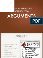 Critical Thinking_Arguments and Images
