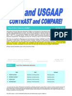 IFRS vs USGAAP - CONTRAST and COMPARE-VRK100-02052010