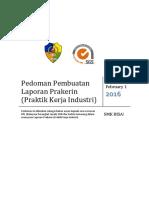 Kartini Format Laporan Prakerin (Praktik Kerja Industri)