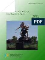 Kabupaten Sikka Dalam Angka 2015