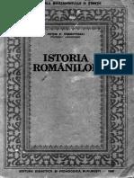 Petre P. Panaitescu - Istoria Românilor.pdf