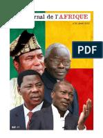 Le Journal de l'Afrique n°20