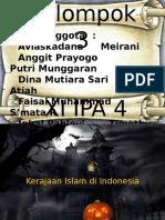 Kerajaan Islam PPT