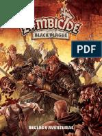 Edgbp001 Zombicide Black Plague Reglas