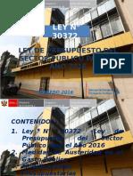 1. Lineamientos Ley 30372