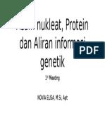 Isolasi Dan Purifikasi Protein