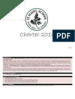 te waotu charter 2016