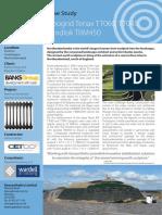 TENAX - Reinforced Soil Slopes - Case Study
