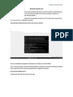 Servidor NFS ubuntu server