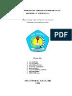 Makalah Peranan Pemerintah Terhadap Perkembangan Pendidikan Di Indonesia