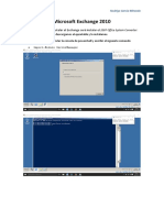 Microsoft Exchange 2010 - windows 2008 server R2