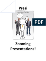 How to make a Prezi presentation