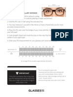 Glasses Pd Ruler